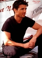Tom Cruise posing hot