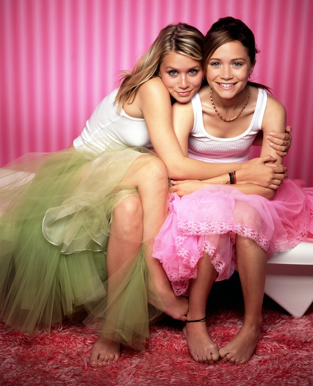 Are not olsen twins nude fake real