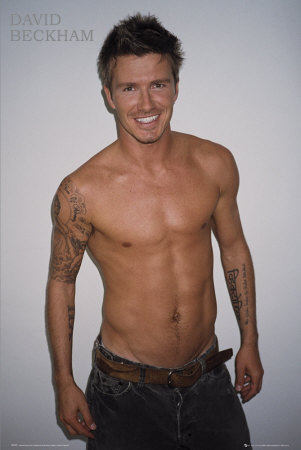 David beckham nude pictures sorry