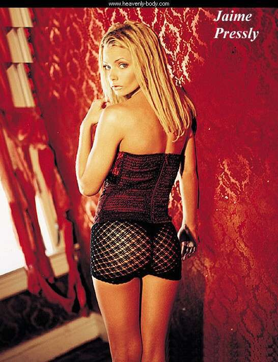 Jamie pressly upskirt galleries attractively