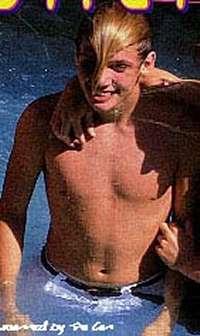 Nick carter naked взрыва