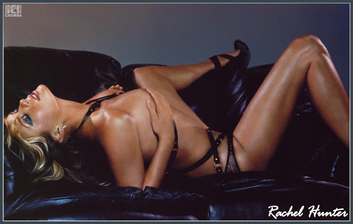 Rachel Hunter desnuda - Fotos y Vídeos -
