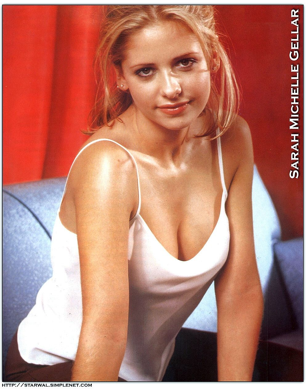 Sarah Michelle Gellar | Scoobypedia | FANDOM powered by Wikia