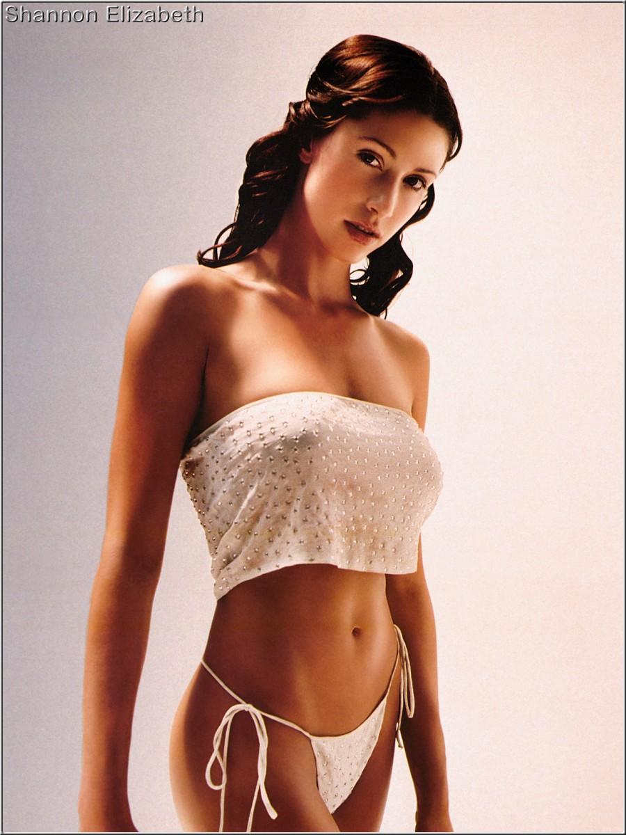 Nude shannon celebrity elizabeth