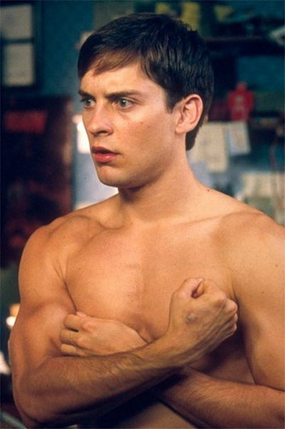 Maguire naked tobey Why Hollywood