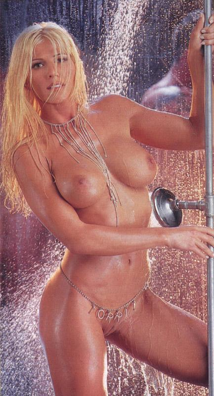 Torrie Wilson Nude - Naked Pics and Sex Scenes at Mr
