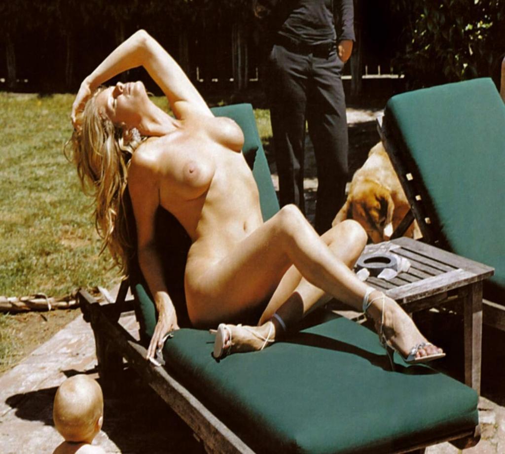 Rachel hunter desnuda en playboy