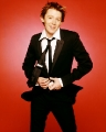 Clay Aiken looks hot