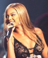 Beyonce Knowles singing with jay z