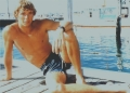 Christopher Atkins posing hot