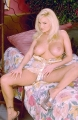 Stacy Valentine posing topless