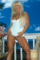 Jill Kelly in hot dress