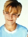 Aaron Carter sexy smiling