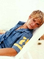 Aaron Carter hot shirt
