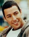 Adam Sandler smiling