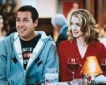 Adam Sandler smile