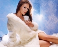 Alyssa Milano like an angel