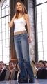Amanda Bynes wearing jeans