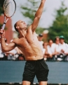 Hot Andre Agassi