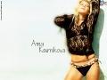 Anna Kournikova posing hot