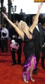 Anna Nicole Smith is high on the red carpet