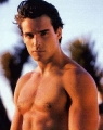 Antonio Sabato jr showing sexy chest