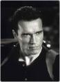 Arnold Schwarzenegger looks hot