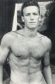 Ben Affleck posing nude
