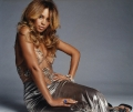 Beyonce Knowles in skirt
