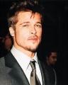 Brad Pitt posing sexy
