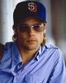 Brad Pitt posing hot