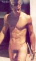 Brad Pitt all naked