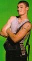 Austin Green posing hot
