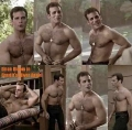 Brian Bloom looks hot