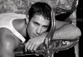 Brian Bloom posing hot