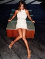 Brooke Burke great legs..