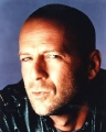 Bruce Willis posing sexy