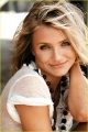 Portrait of smiling Cameron Diaz