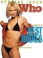 Cameron Diaz on the Who cover