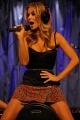 Carmen Electra karaoke  singing