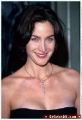 Carrie Anne Moss smiling