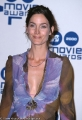 Carrie Anne Moss at The MTv Movie Awards