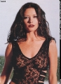Catherine Zeta Jones in sexy transparent dress