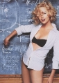 Charlize Theron is a sexy teacher