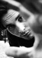 Christian Bale posing hot