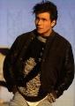 Christian Slater posing sexy