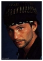 Christian Slater posing hot