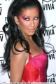 Christina Aguilera with fantastic make-up