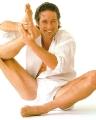 David Duchovny posing sexy
