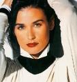 Demi Moore portrait